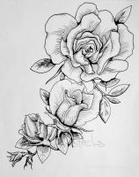 Roses by Scura