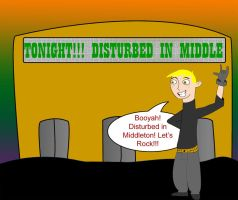 KP - Ron sees Disturbed by tulsadlance