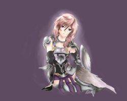 Lightning Farron - complete by katie-stahl