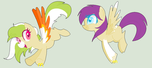 bubbly pegasus adopts :OPEN: by RlCKR0LLD