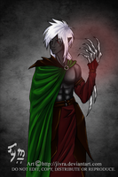 Drow Assassin by Jivra