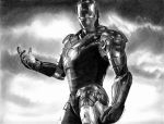 Iron Man for Chandler 06-07-2013 by khinson