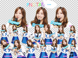 Pack Png Taeyeon MC Snsd by syanz