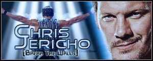 Chris Jericho Banner by Cre5po