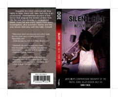 Simulated Book Cover - Silent Hill NYC by Wraith-Flametail