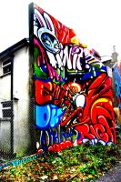Graffitti II by Fishstyx666