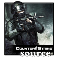 Counter Strike Source icon by pavelber