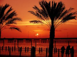 Gulf of Mexico view by mandykat