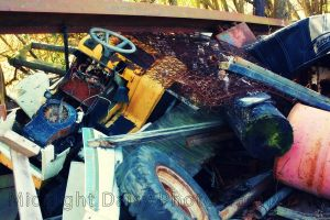 junk yard 14 by MidnightDaisyStudio