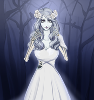 LoX: Corpse Bride 2013 by aeriim