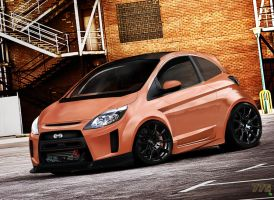 Ford Ka by ecolle