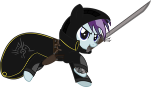 Dishonored MLP Crossover by Frostburn418