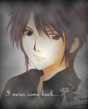 I never come back... by Yoru1987