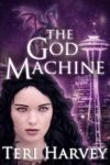 Book cover - The God Machine by Terry Harvey by CathleenTarawhiti