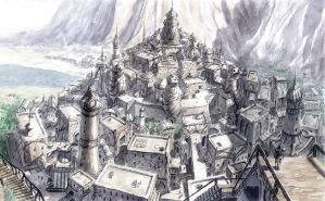 StrengCity by eremin