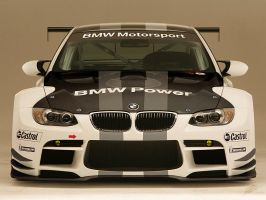 2008 BMW M3 ALMS Race Car by XEusioN
