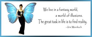 Fairy Fantasy Quote by Lady-Blue