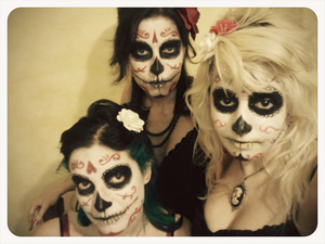 La Calavera Catrina by Goth-Virgy