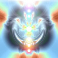 Chakras In Lotus by Velax