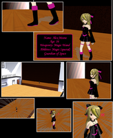 MMD: BoD Another Side - Page 2 by Smartanimegirl