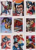 Marvel: Bronze Age Sketch Cards by JohnHaunLE