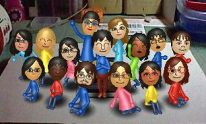 Rion's Mii Buddies (2015) by Kulit7215