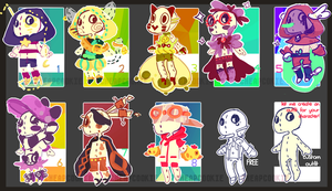 [Open] weirdu Outfits by Cheapcookie