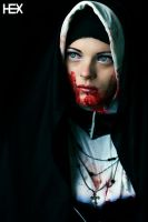 unholy by HexPhotography