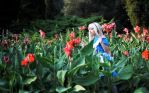 Alice with Flower by NadiaSK