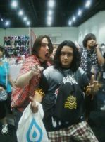 Me and EgoRaptor by Shadow-Ichigo