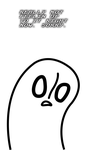 Undertale - Napstablook Vector by SecretAgentJonathon