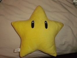 Mario Star : Pudgy by Allyerion