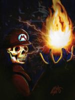 Dead Mario by BooLewis