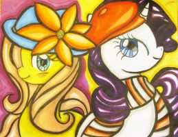 We got hats! by Dracosia