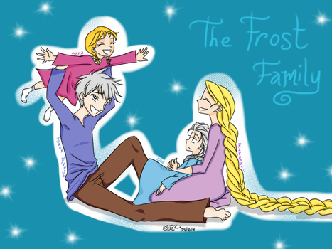 The Frost Family by civil-twilight