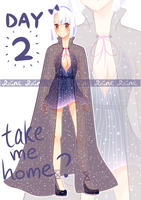 ADVENT CALENDAR ADOPTS #2 [$25 / 2500p] OPEN by rainbownote
