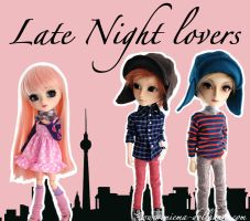 Last night I fell in Love with you... by Miema-Dollhouse