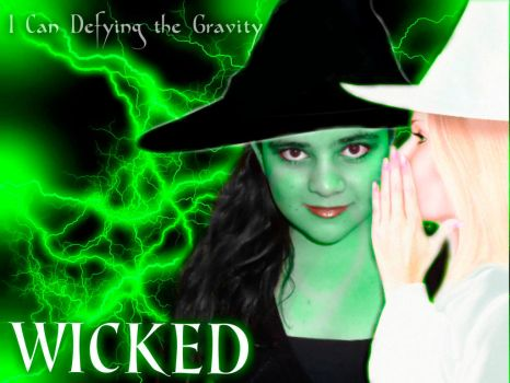 I Feel... WICKED! by regis28brittany