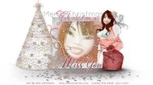 AM_PeachChristmasCM75 by CreativeDesignOutlet
