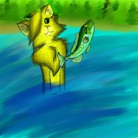 Fishy by spacecats13