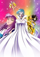 Saint Seiya Omega Part 1 by Jouny974