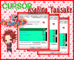 Cursor Animado Yuusuke ( Brothers Conflict ) by SynysterGirlKltz