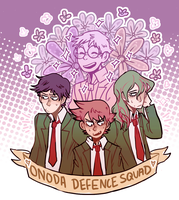 Onoda Defence Squad by suzanflowergirl1
