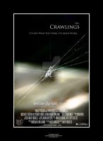 The Crawlings Poster B by imaphotoguy
