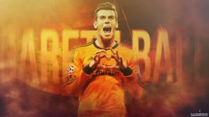 Gareth Bale ! by cumamert