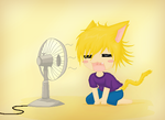 Love the Fan-Nyaa~ by Go-C-A-Doctor