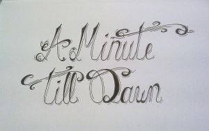 A Minute Till Dawn by ScribblingTend