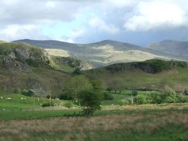 Lake District 4 by Chemai