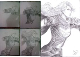 Practice 911 : Windrunner by fuckharee07