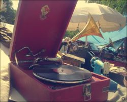 Put Your Records On. by saniday